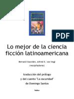 Cuentos Cortos-Ciencia Ficción latinoamericana.doc