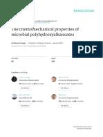Propiedades Quimiomecanicas PHA