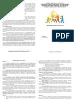 Diptico Aprendizaje Organizacional (Marymer+Grupo)