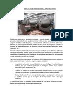 Tratamiento de Las Aguas Residuales en La Industria Cárnica