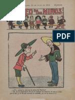 Correo de Los Niños Nº 16 (23.07.1913)
