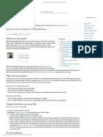 How to Use Gravatars in WordPress « WordPress Codex