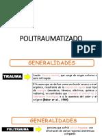 Politraumatizado Rosario