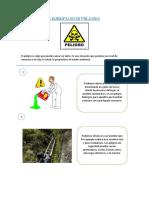 5 Ejemplos de Peligro