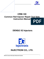 DENSO X2 Instruction