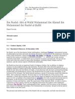 Ibn Rushd BEA