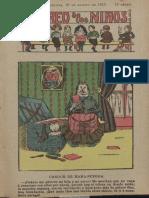 Correo de Los Niñore Nº 20 (20.08.1913)