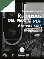 Recuerdos Del Pelo Largo de Antonio Báez