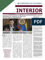 Semanario / País Interior 25-12-2017 al 31-12-2017