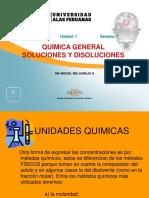 SOLUCIONES.DISOLUCIONES