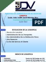1. logistica