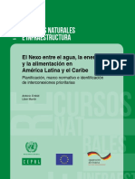 Nexo, Publicación, Cepal 2017