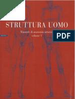 Struttura Uomo - Manuale Di Anatomia Artistica_vol1