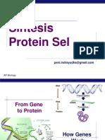 Suplemen Sintesa Protein Pak Peni 7 Maret 2011
