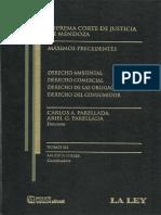 Pinto M. El Derecho Administrativo Sancionador y la tutela ambiental
