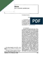 Direitos políticos  perda, suspensão e controle jurisdicional - Teori Zavascki.pdf