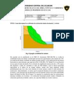 Coeficientes de Aceleración Sísmica Horizontal y Vertical.