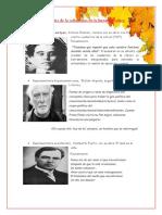 Representantes de Lo Subalterno en La Literatura Critica