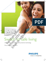 Active Philips Modular Switches Catalogue