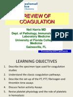 NTC Coagulation Review May 1 2013
