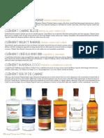 classic cocktails via Clement.pdf
