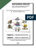3. Comunicación Educativa