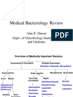 Board Review.hauser.bacteriology 2010-11
