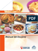 64993135 Manual Del Docente Pasteleria