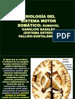 3. Fisiología Del Sistema Motor Somat. Ganglio Basales 23