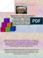 Jean Piaget Theory