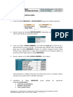 Ejercicios Bd - SQL