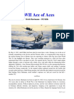 Mil Hist - WWII Ace of Aces