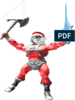 He-Man Santa Claus