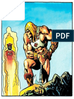 He-Man in contemplation.