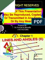 1_Lines & Angles(II)