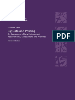 201709 Rusi Big Data and Policing Babuta Web