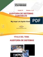 Ayuda 5y 6 Auditoria de Tecnologia de Informacion