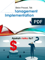 Risk Management Implementation