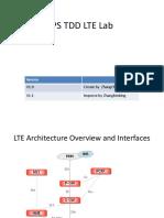 TDD LTE LAB_v1.1