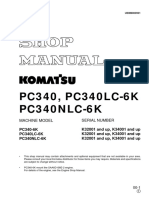 PC340, PC340LC-6K, PC340NLC-6K Hydraulic Excavator Shop manual.pdf