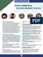 Children, Youth, Families & Socioeconomic Status