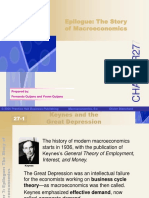 The Story of Macroeconomics.ppt
