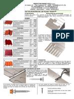 Manual de Instalación Polímeras