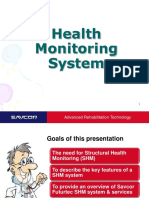 Bridge Health Monitoring System