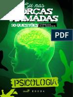 e Book Forcas Armadas Psicologia Editora Sanar