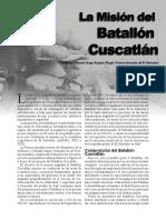 La Misión Del Batallón Cuscatlán