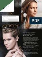Artistry FoundationShadeTool