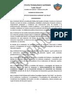 Reglamento de Desempeño Docente Istltvs2 (1)