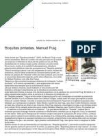 Boquitas Pintadas, Manuel Puig – LEEMOS
