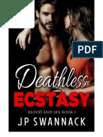 Deathless Ecstasy - J.P. Swannack